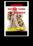 a king's secret code for success