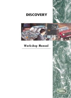discovery workshop manual 2nd edition land rover service by paul rh pdfdrive com discovery 300 tdi service manual land rover discovery service manual