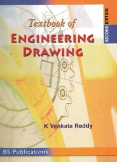 Textbook Of Engineering Drawing By Reddy K Venkata Pdf Drive