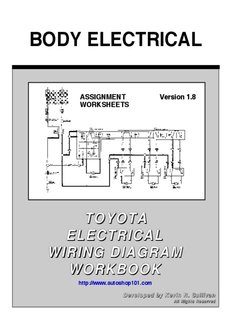 toyota electrical wiring diagram automotive training and by kevin rh pdfdrive com toyota wiring diagram color codes pdf toyota rav4 electrical wiring diagram