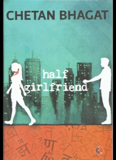 Half Girlfriend By Chetan Bhagat Download 285 Pages Free