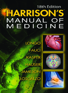 Ebook harrison free download medicine