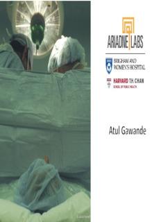 Atul Gawande