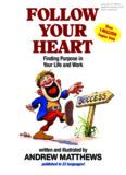 Follow Your Heart – Andrew Matthews