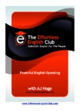 Powerful English Speaking - Learn English Easily and Fast With