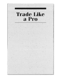 Noble Drakoln Trade Like A Pro 15 High Profit Trading Software