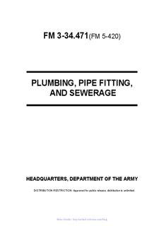 Plumbing, Pipe fitting and sewerage - Artikel-Software com