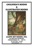 children's books & illustrated books