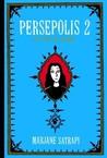 Persepolis 2: The Story of a Return (Persepolis, #2)