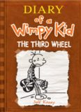 Diary of a Wimpy Kid (Book7) - The Third Wheel