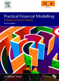 Practical Financial Modelling By Jonathan Swan