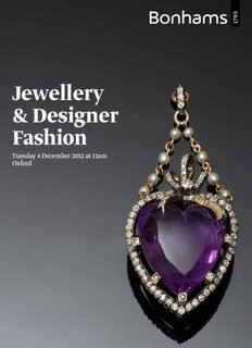 Jewellery & Designer Fashion