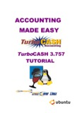 ACCOUNTING MADE EASY - TurboCASH Accounting