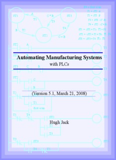 This is a PLC book for Allen Bradley PLCs