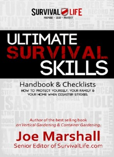 ULTIMATE SURVIVAL SKILLS - Survival Life