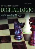 Fundamentals of Digital Logic with Verilog Design, THIRD EDITION