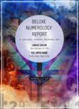 deluxe numerology report