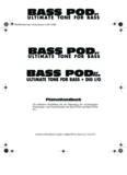 bass pod bass pod bass podpro