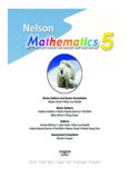Nelson Mathematics 5 ISBN13