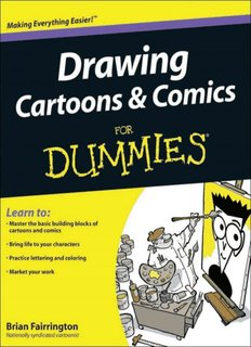 Drawing Cartoons & Comics for Dummies ( ebfinder.com ).pdf