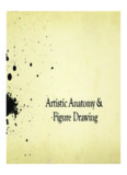 Artistic Anatomy & Figure Drawing
