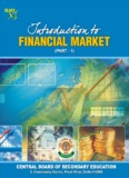 Introduction to Financial Market - Cbse
