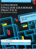Longman English grammar practice - BEA Shop