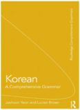 Korean: A Comprehensive Grammar
