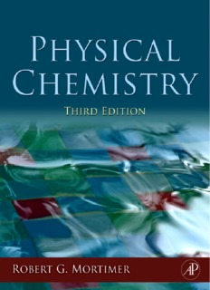 Physical Chemistry Third Edition