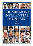 the 500 most influential muslims