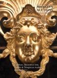 Furniture, Decorative Arts, Jewelry & Timepieces Auction