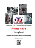FITNESS ABCs - International Fitness Association