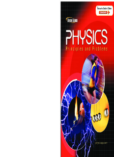 Physics - Principles and Problems