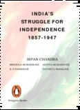 India's Struggle for Independence, Bipan chandra