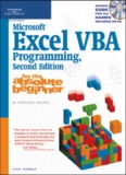 EXCEL VBA programing