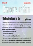The Creative Power of God by Charles Capps