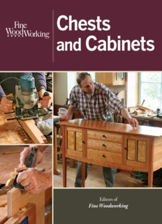 Chests and Cabinets - Fine Woodworking ( ebfinder.com ).pdf