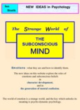 The world of subconscious mind.pdf - NLP Info Centre