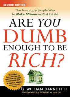 Are You Dumb Enough to Be Rich?