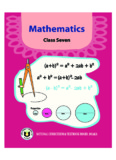 Mathematics Class Seven - NCTB
