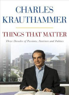 Things That Matter_ Three Decades of Passions, Pastimes and Politics ( ebfinder.com ).pdf