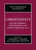 Cambridge History of Christianity, Volume 7: Enlightenment
