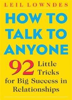 How-to-Talk-to-Anyone-92-Little-Tricks-for-Big-Success-in-.pdf