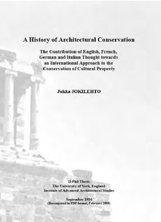 A History of Architectural Conservation ( ebfinder.com ).pdf