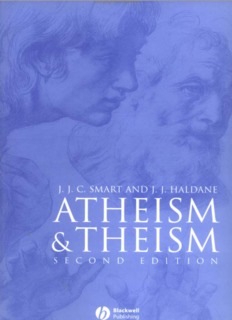 Atheism And Theism - Blackwell - Philosophy.pdf