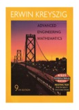 Kreyszig - Advanced Engineering Mathematics 9e BW
