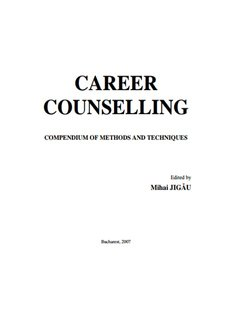 CAREER COUNSELLING - Rajaleidja