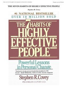 Covey - The 7 habits of highly effective people.pdf