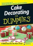 Cake Decorating For Dummies.pdf
