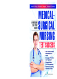 Medical-Surgical NurSiNg TeST SucceSS Medical-